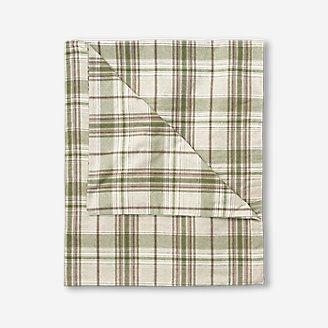 Thumbnail View 1 - Flannel Duvet Cover - Pattern