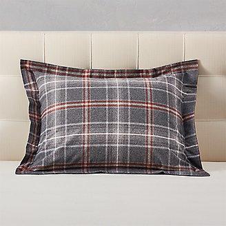 Thumbnail View 1 - Flannel Pillow Sham - Pattern