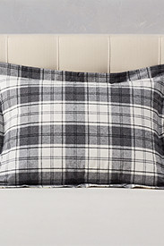 Flannel Pillow Sham - Pattern