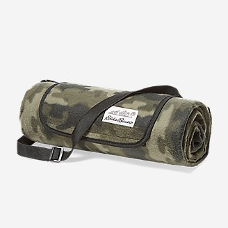 Eddie Bauer Outdoor Camp Blanket - Great gift idea for outdoor enthusiast.