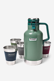 Stanley® Steel Growler Set