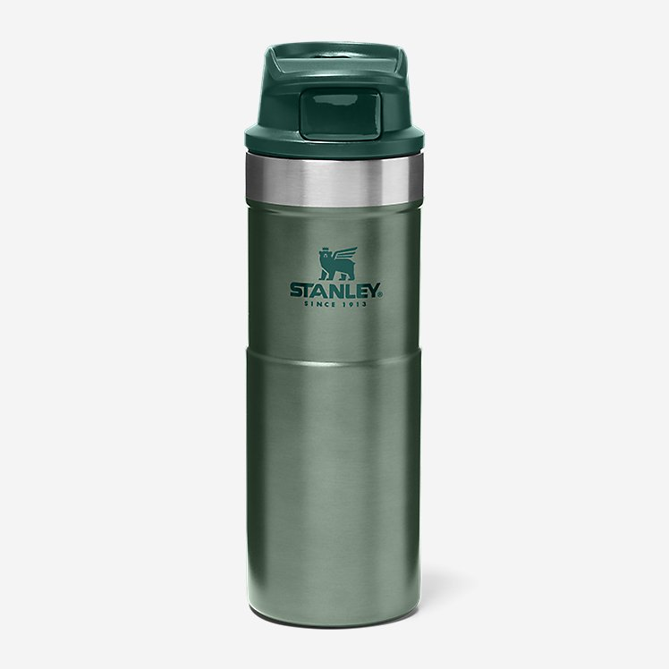 Stanley® Trigger-Action Travel Mug - 16 Oz. large version