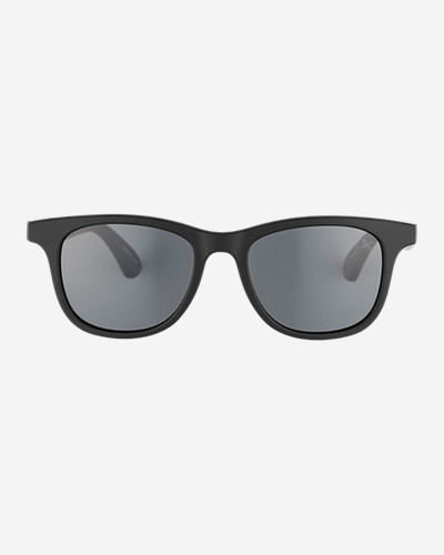 Preston Polarized Sunglasses - Small Fit Long rubber end tips on the bows of the lightweight, Grilamid TR90 plastic frame reduce slippage during activity, and enhance comfort. Gray-tint polycarbonate lenses are polarized for glare reduction and enhanced contrast. UVA and UVB protection.