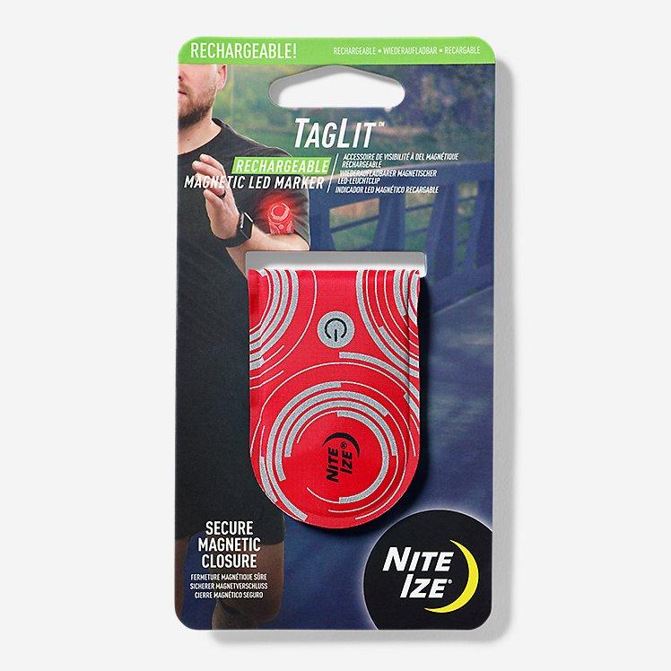 Red Nite Ize TagLit Magnetic LED Marker