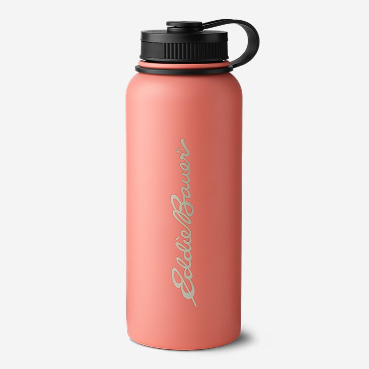 33 oz Double-Wall Stainless Steel Bottle large version