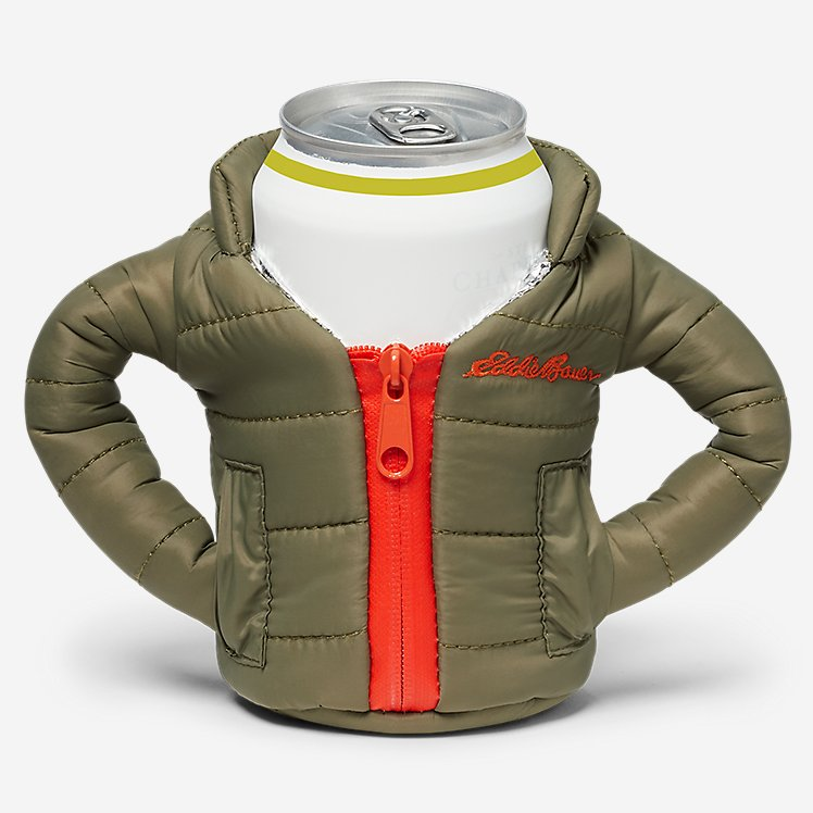Puffin Beverage Jacket large version