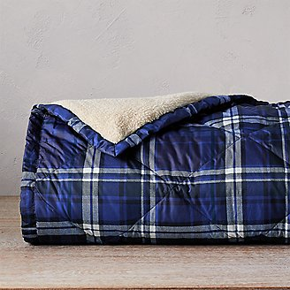 Eddie Bauer Oversized Down Throw (various colors)