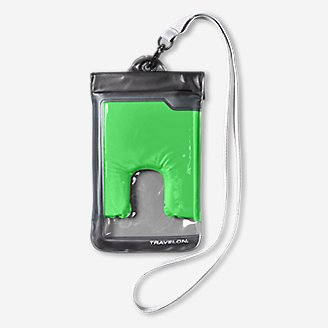 Thumbnail View 1 - Travelon® Large Waterproof Phone Pouch