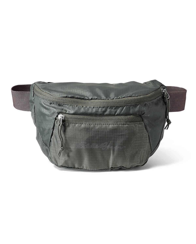 Eddie Bauer Stowaway Packable Waistpack (Multiple Colors)