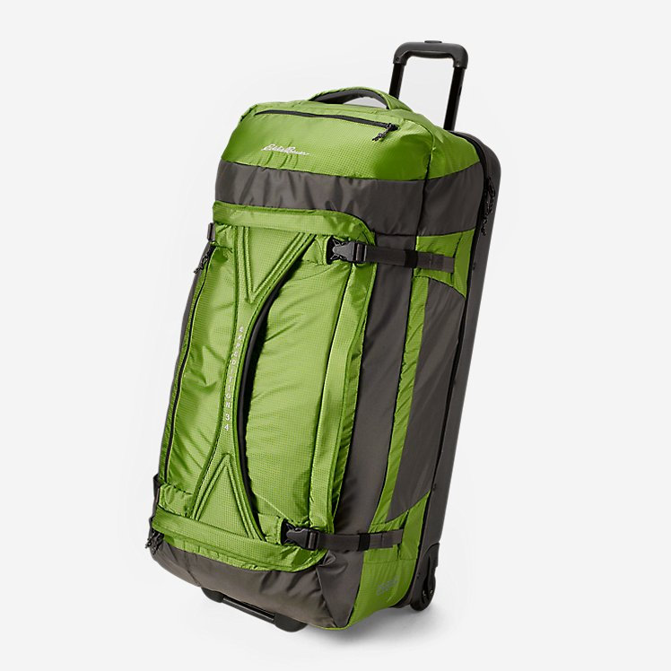 Expedition Drop Bottom Rolling Duffel - Extra Large large version