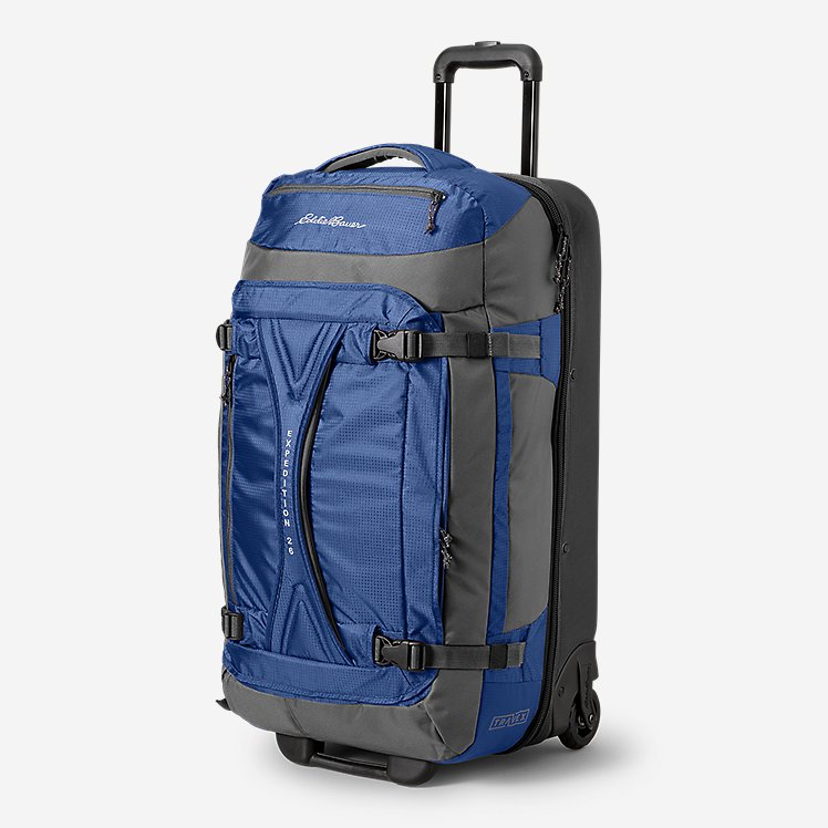 a2f04308f49a Expedition Drop-bottom Rolling Duffel - Large | Eddie Bauer