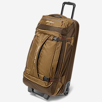 Expedition Drop Bottom Rolling Duffel   Large by Eddie Bauer