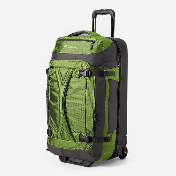 Expedition Drop-Bottom Rolling Duffel - Large large version