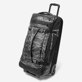 Thumbnail View 1 - Expedition Drop-Bottom Rolling Duffel - Large