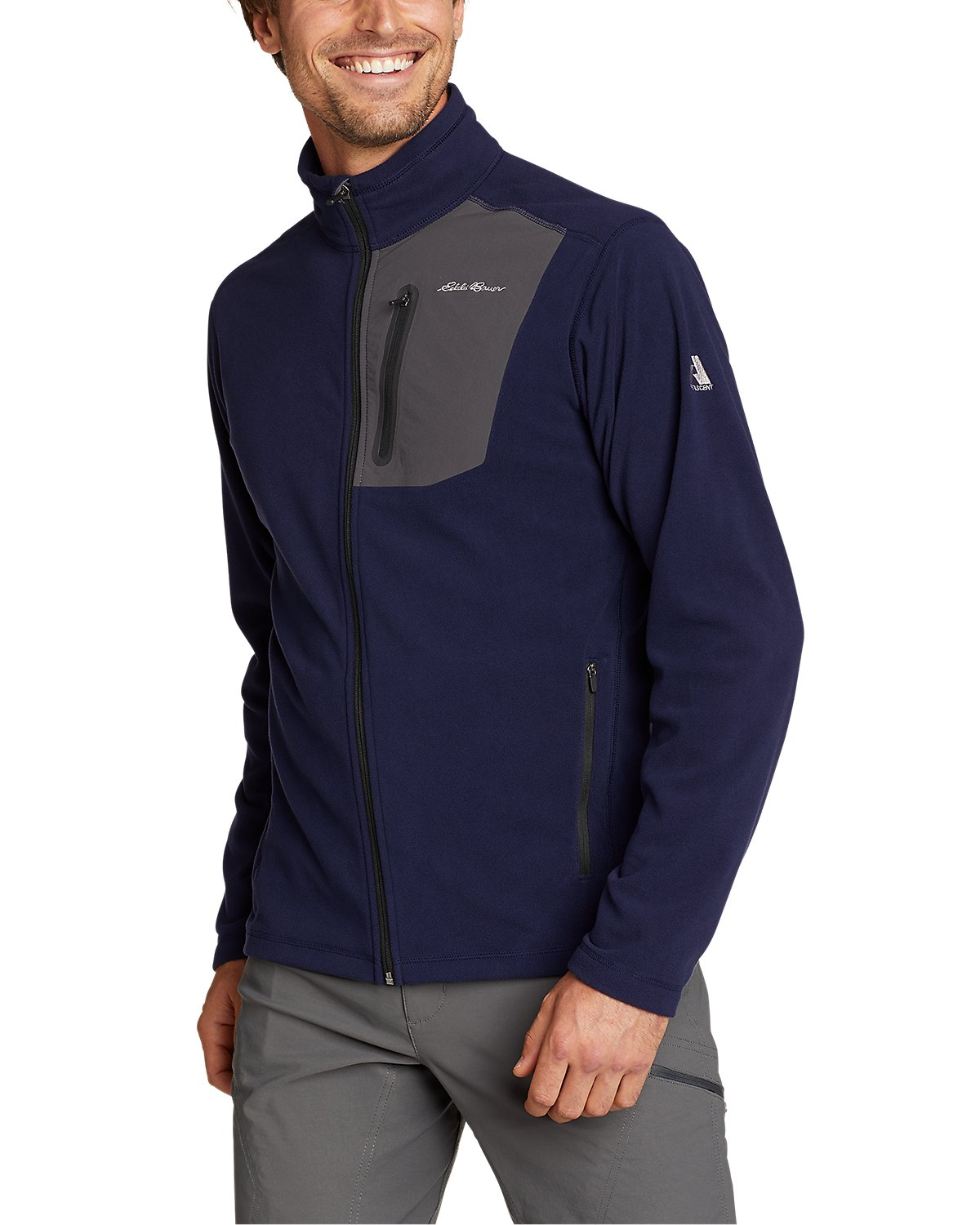 Eddie Bauer Men's Cloud Layer Pro Full-Zip Jacket