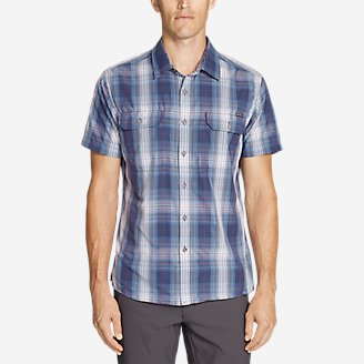 Thumbnail View 1 - Men's Mountain Short-Sleeve Shirt