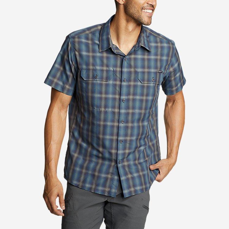 Men's Mountain Short-Sleeve Shirt large version