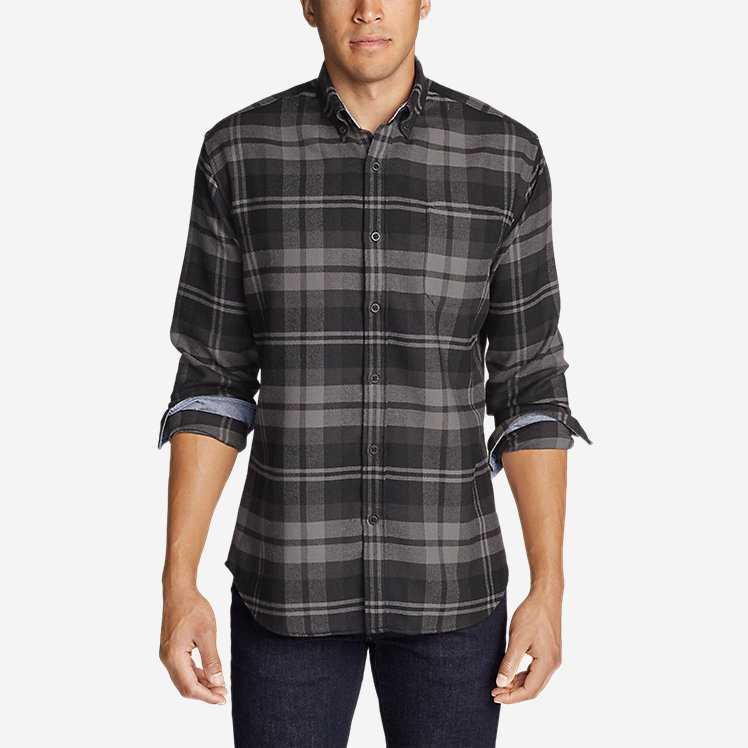 Men's Catalyst Flannel Shirt large version