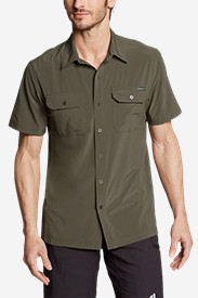 Men's Departure Short-Sleeve Shirt