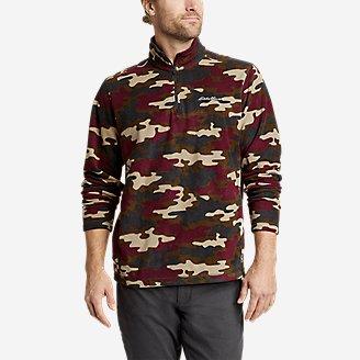 Eddie Bauer Quest Fleece 1/4-Zip Pullover