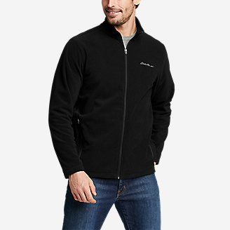 Thumbnail View 1 - Men's Quest Fleece Full-Zip Jacket