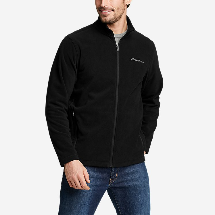 Men's Quest Fleece Full-Zip Jacket large version