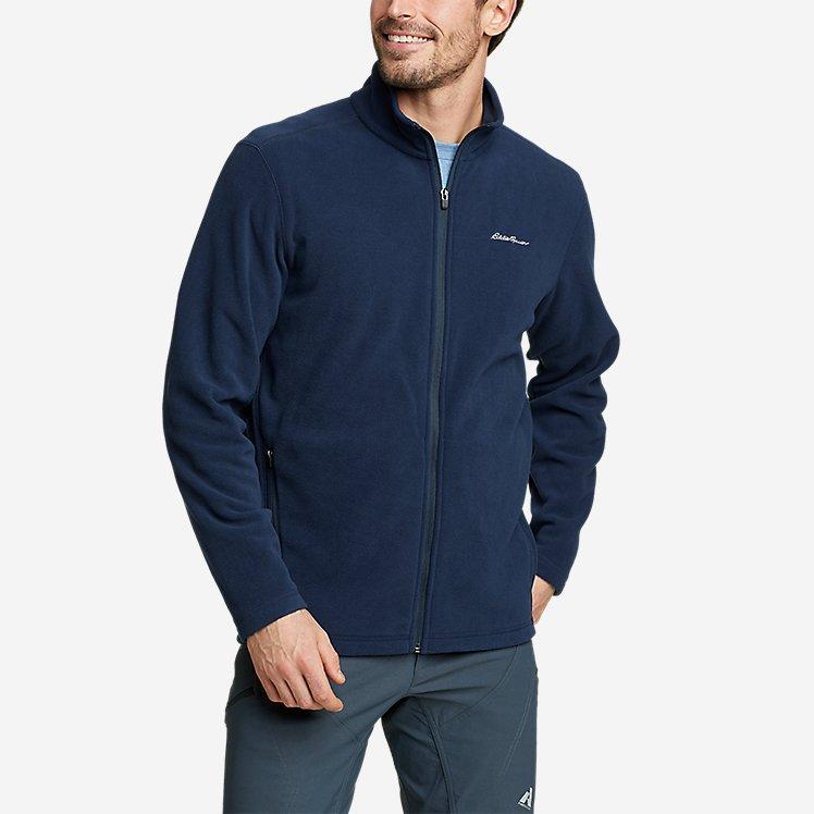 Men's Quest Fleece Full-Zip Jacket large version