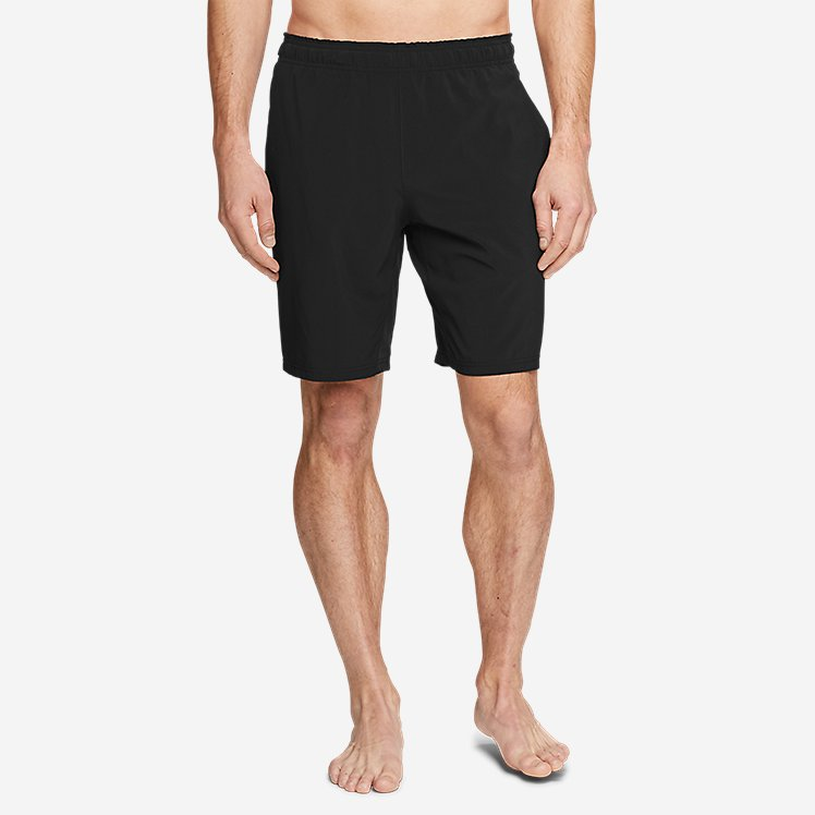 Men's Meridian Unlined Shorts - Solid large version