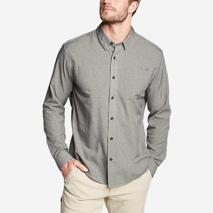Men's Ventatrex Guide Long-Sleeve Shirt large version