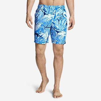 """Thumbnail View 1 - Men's Amphib Tidal Shorts - 8"""""""