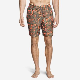 Thumbnail View 1 - Men's Amphib Tidal Shorts - 8""