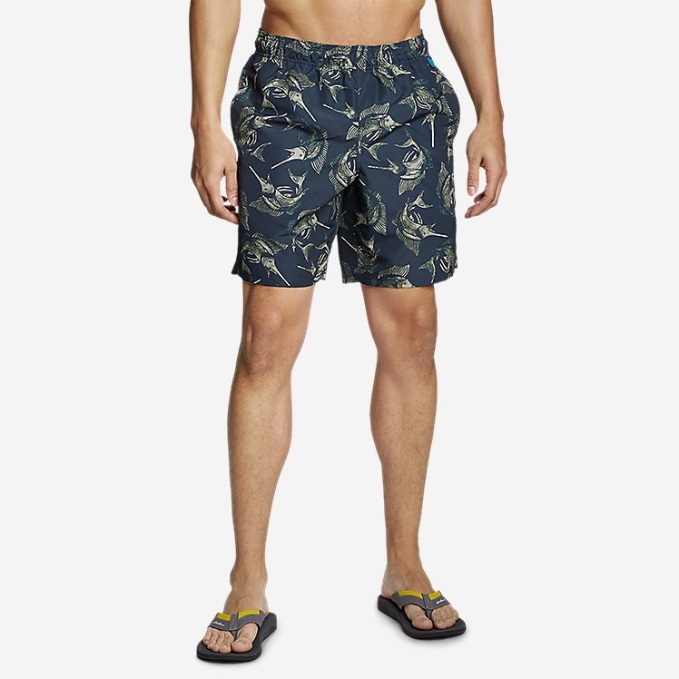 "Men's Amphib Tidal Shorts - 8"" large version"