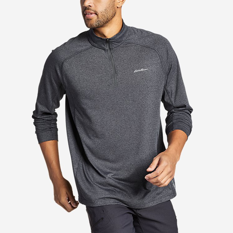 Men's Resolution Long-Sleeve 1/4-Zip large version