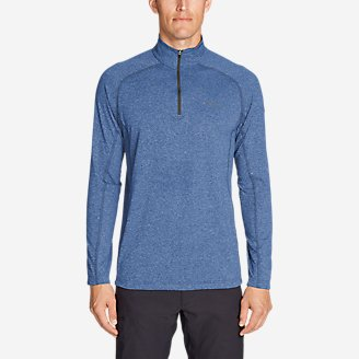 Thumbnail View 1 - Men's Resolution Long-Sleeve 1/4-Zip