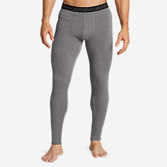 Thumbnail View 1 - Men's Poly Mesh Baselayer Pants - Midweight