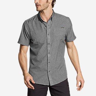 Thumbnail View 1 - Men's Ventatrex Short-Sleeve Shirt