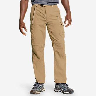 Thumbnail View 1 - Men's Exploration 2.0 Packable Convertible Pants