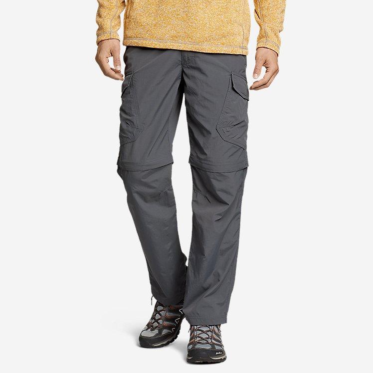 Men's Exploration 2.0 Packable Convertible Pants large version