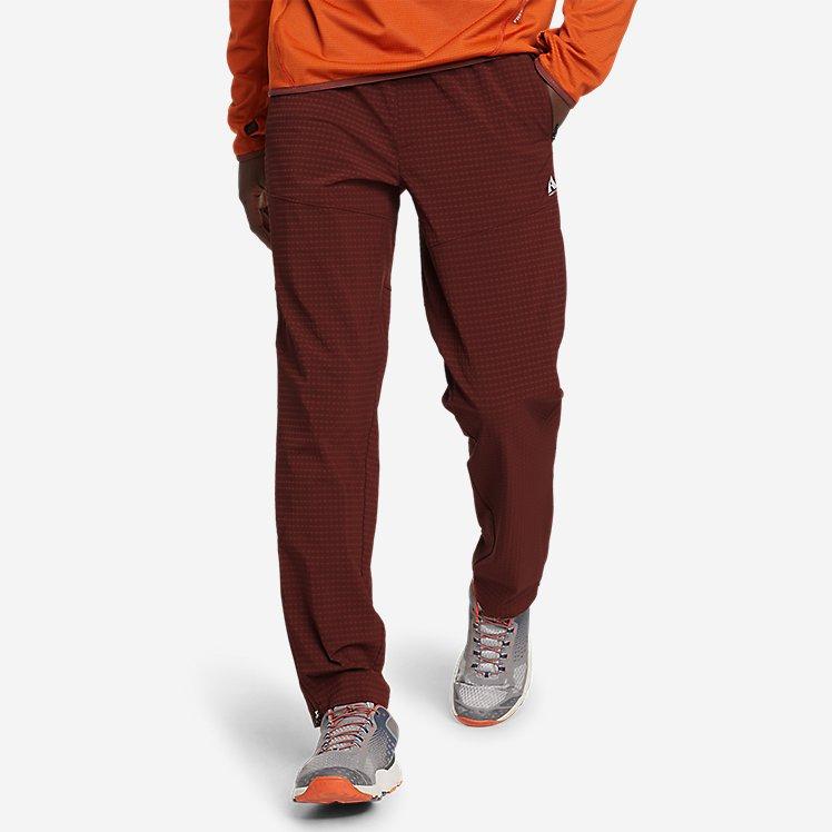 Men's Guide Grid Pull-On Pants large version