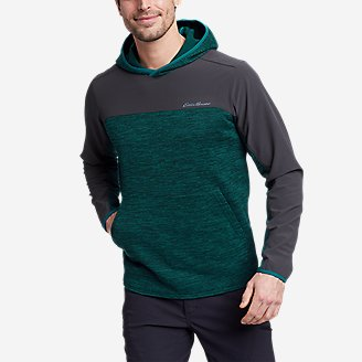 Thumbnail View 1 - Men's On The Run Pullover Hoodie