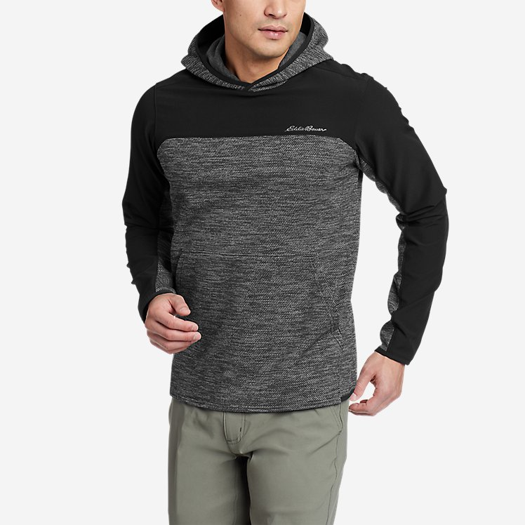 Men's On The Run Pullover Hoodie large version