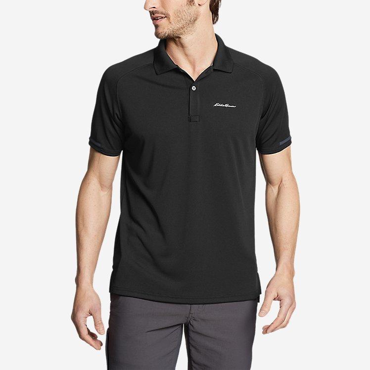 Men's Resolution Pro Short-Sleeve Polo Shirt large version