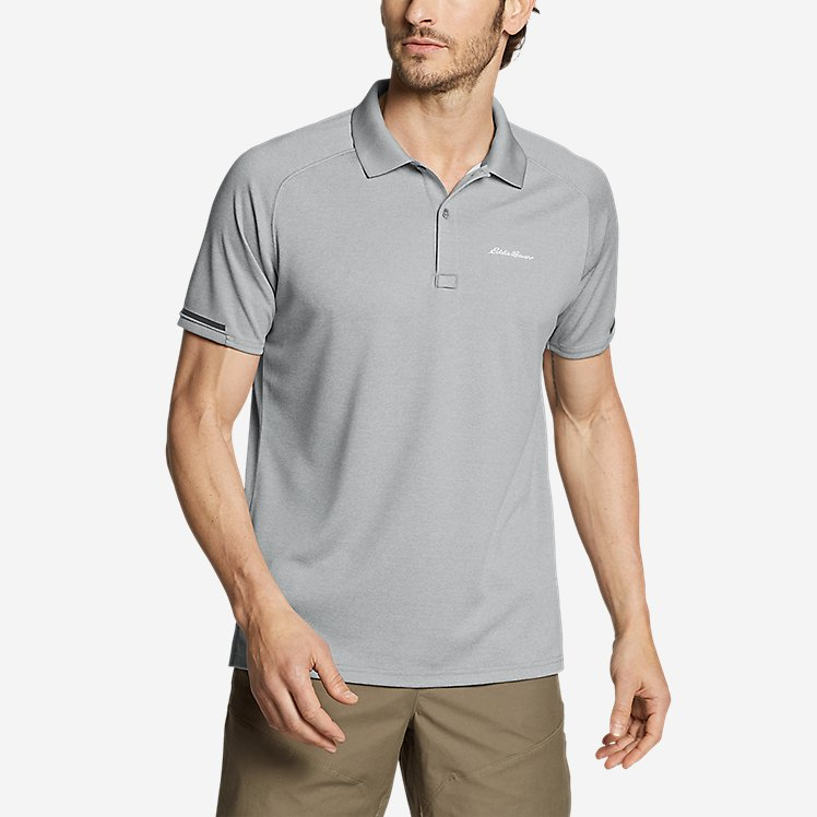 Men's Resolution Pro Short-Sleeve Polo Shirt large version
