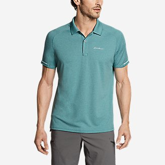Thumbnail View 1 - Men's Resolution Pro Short-Sleeve Polo Shirt
