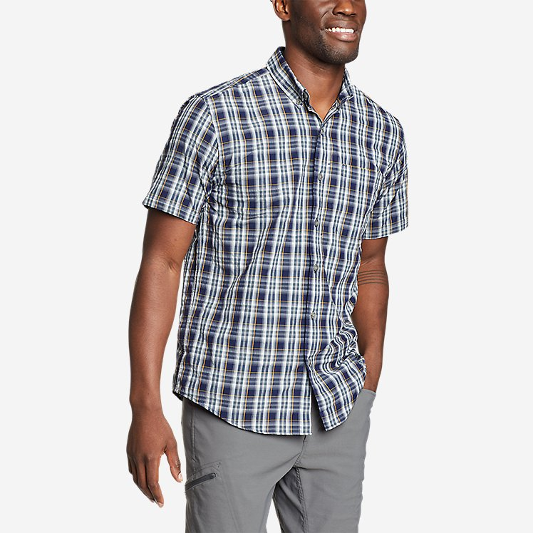 Men's On The Go Mountain Shirt large version