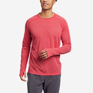 Thumbnail View 1 - Men's Ventatrex Long-Sleeve Crew