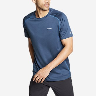 Thumbnail View 1 - Men's TrailCool Short-Sleeve T-Shirt