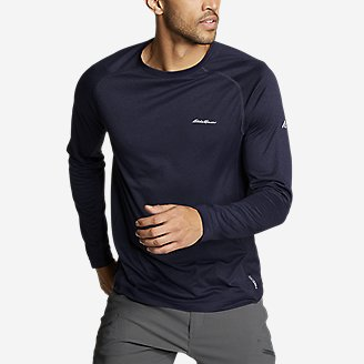 Thumbnail View 1 - Men's Resolution Long-Sleeve T-Shirt