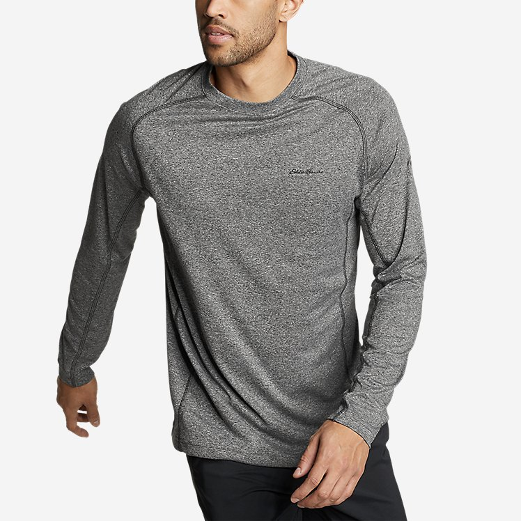 Men's Resolution Long-Sleeve T-Shirt large version