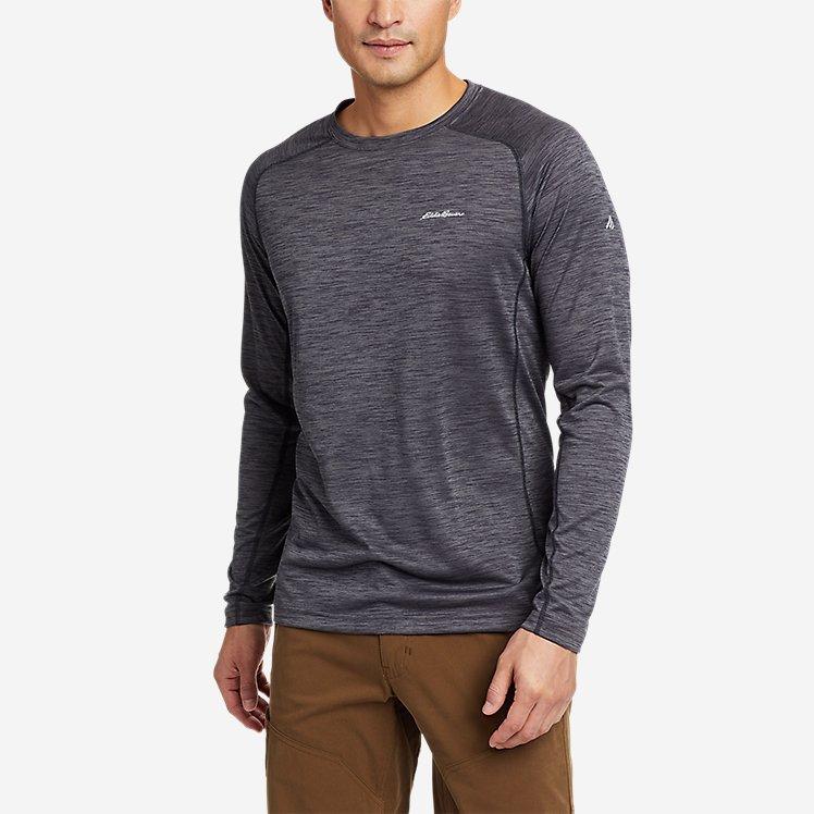 Men's Resolution Long-Sleeve T-Shirt large version